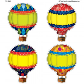 Hot Air Balloons Wear Em Badges