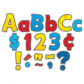 """Superhero Funtastic 4"""" Letters Combo Pack, 208 Pieces"""
