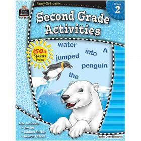 RSL: Second Grade Activities (Gr. 2)