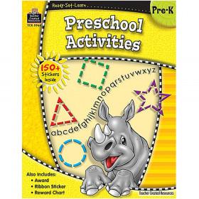RSL: Preschool Activities (PreK)