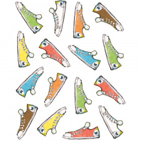 Pete The Cat Groovy Shoes Stickers
