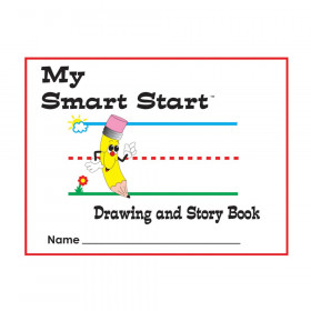 Smart Start? Drawing & Story Book K?1 Journal