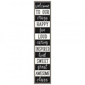Modern Farmhouse Welcome To Our Class Banner