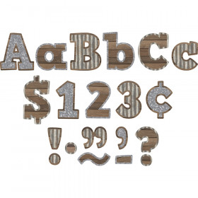 """Home Sweet Classroom Bold Block 4"""" Letters Combo Pack"""