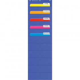 File Organizer Pocket Chart Gr K-5