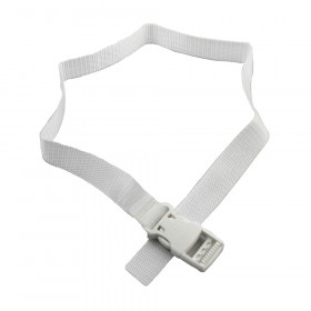 Junior Seat Replacement Belt, White