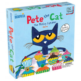 Pete the Cat The Missing Cupcakes Game