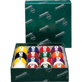 Aramith Premier Belgian Billiard Ball Set