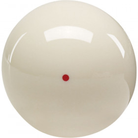 "Aramith 2 1/4"" Cue Ball with Red Spot"