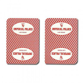 Imperial Palace Used Playing Cards