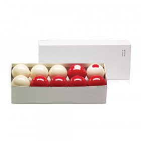 "Aramith 2 1/8"" Bumper Pool Ball Set"