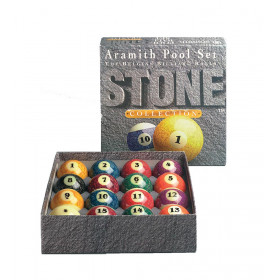 Aramith Stone Billiard Ball Set