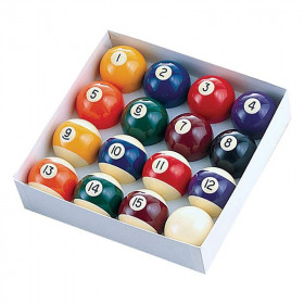 Minnesota Fats Regulation Billiard Ball Set
