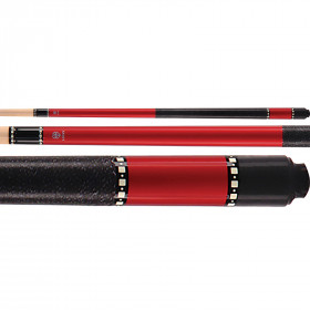 McDermott Lucky L10 Red Pool Cue Stick