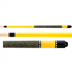 McDermott Lucky L73 Yellow Pool Cue Stick