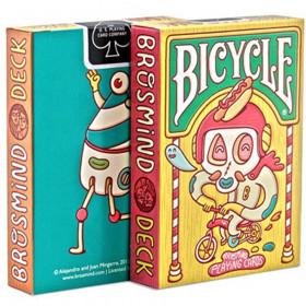 Bicycle Brosmind Playing Cards