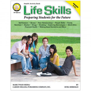 CD-404115 - Life Skills Preparing Students For The Future Revised Book Gr 5-8 in Self Awareness