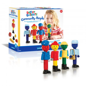 GD-8304 - Better Builders Community People in Toys