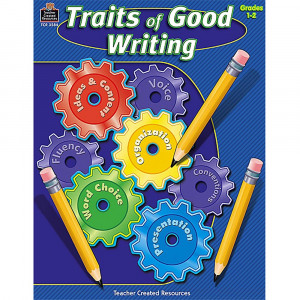 TCR3584 - Traits Of Good Writing Gr 1-2 in Writing Skills