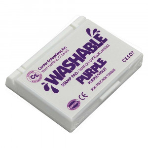 CE-507 - Stamp Pad Washable Purple in Stamps & Stamp Pads