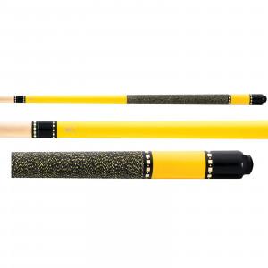 McDermott Lucky Pool Cue, L73, Yellow
