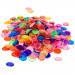 350 Pack Mixed Color Bingo Marker Chips
