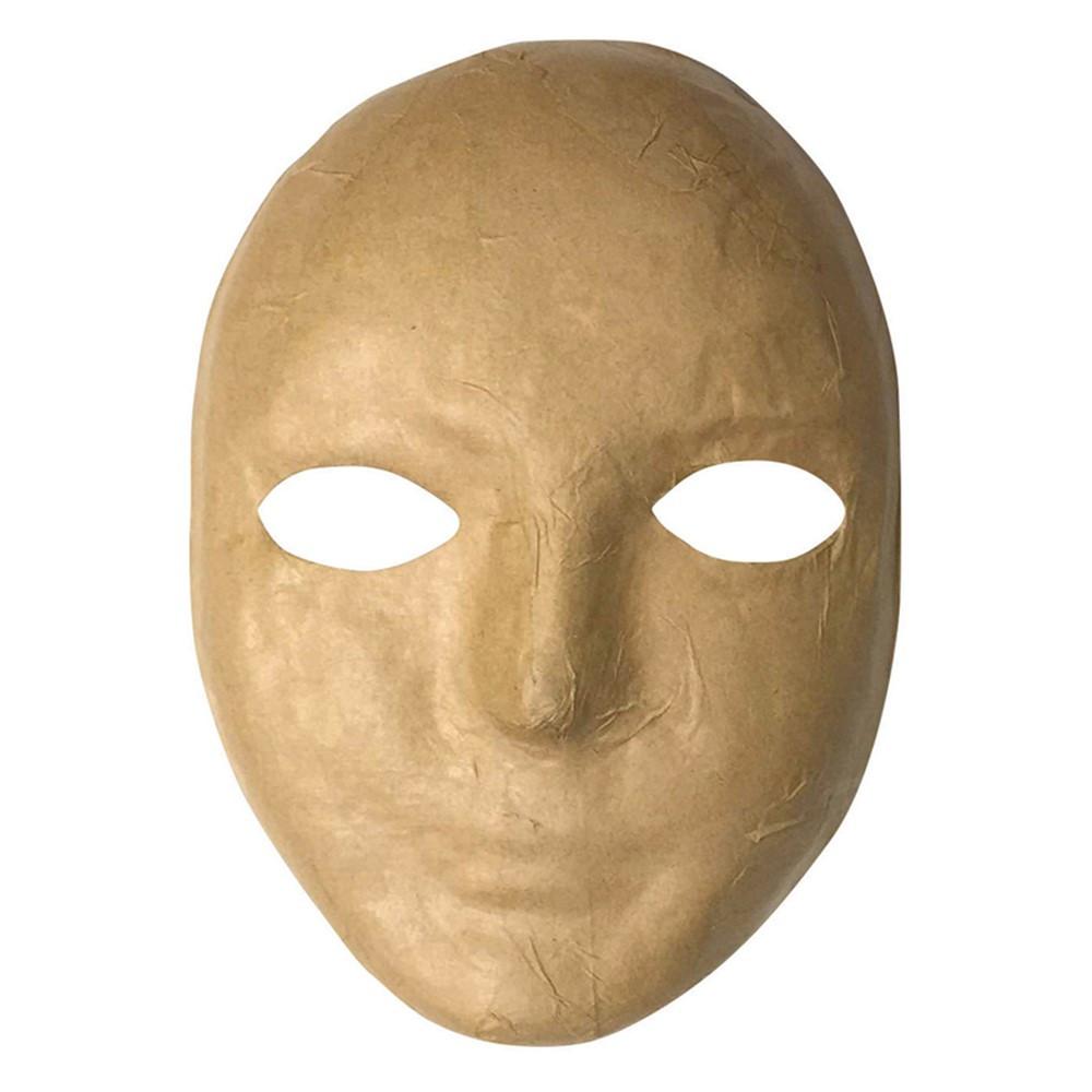 Papier mache mask ck 4190 pacon corporation arts crafts paper mache - Masque papier mache ...