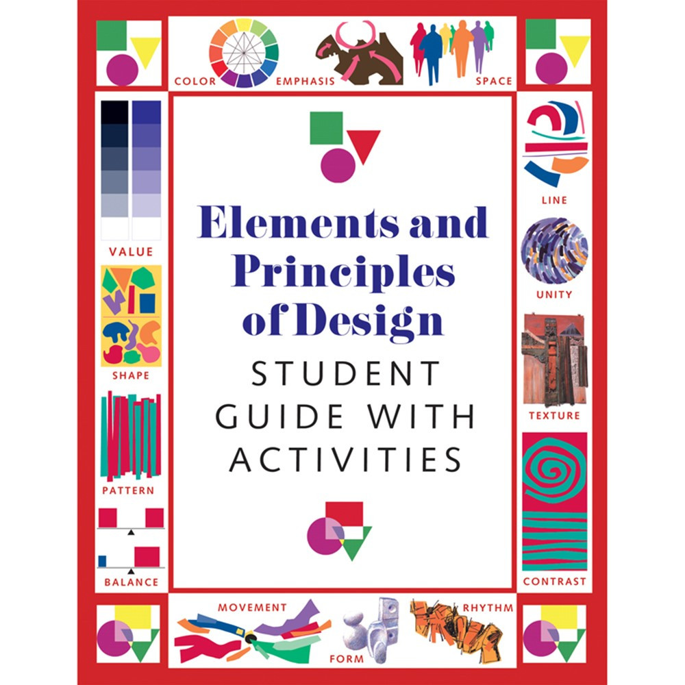 Classroom Design Principles : Elements and principles of designs students guides single