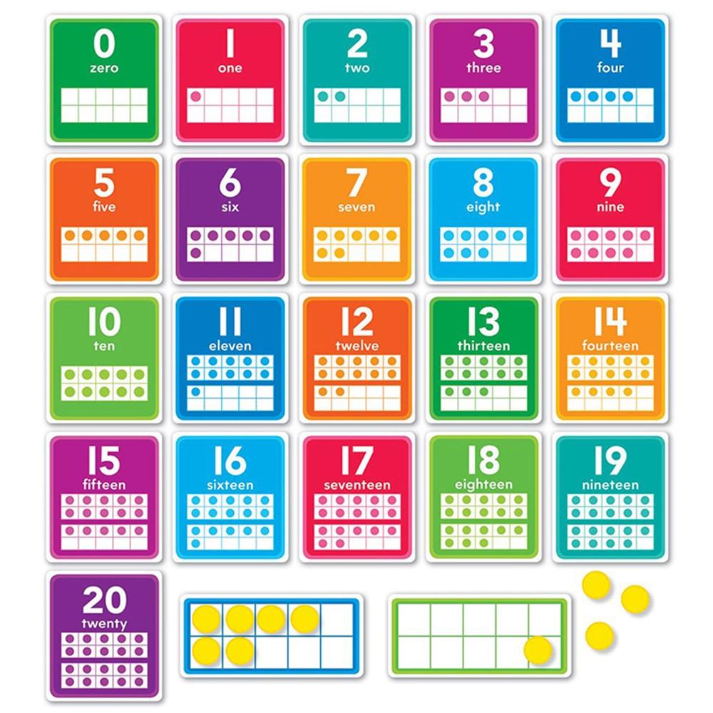 0 20 Numbers Bulletin Board St - SC-834492   Scholastic ...
