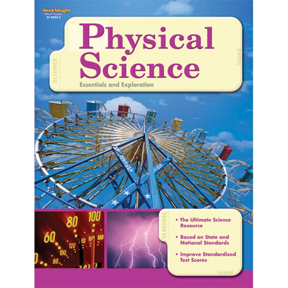 Physical Science: Physical Science - SV-04255
