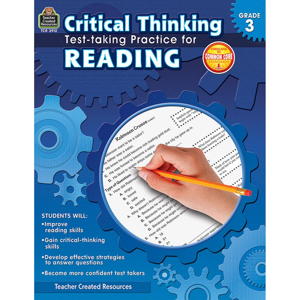 Critical thinking test online