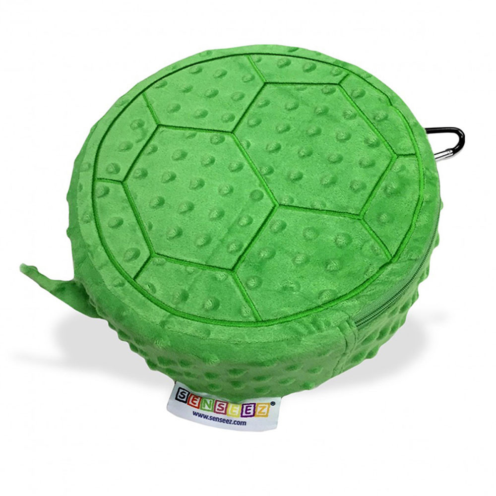 AEPSZ58766 - Senseez Cushions Bumpy Turtle Touchables in Floor Cushions