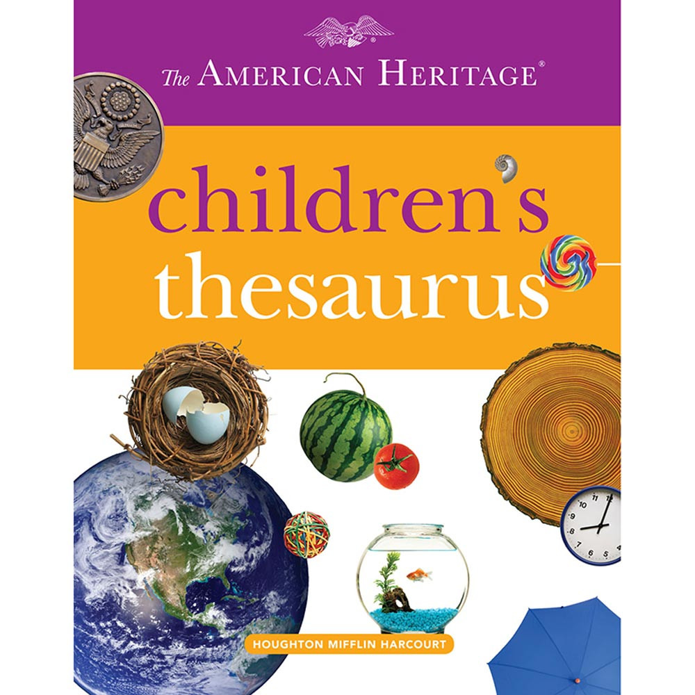 AH-9780547659541 - American Heritage Childrens Thesaurus in Reference Books
