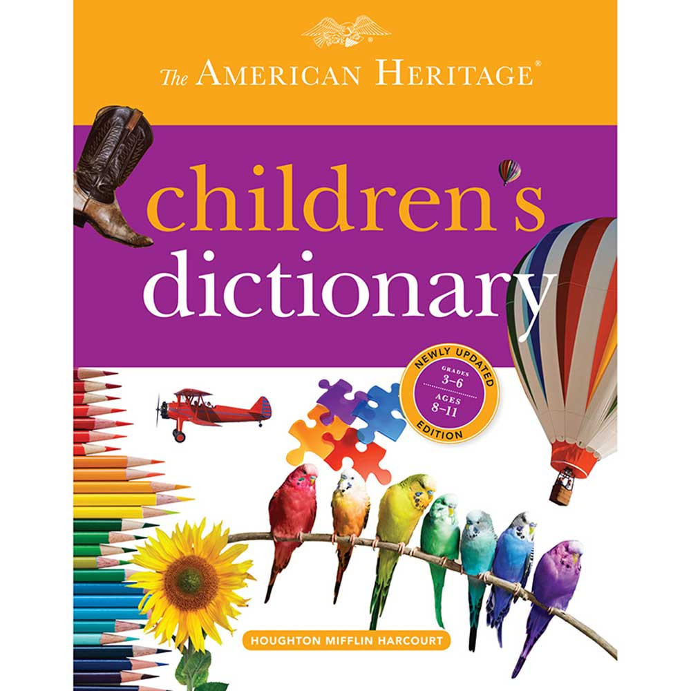 AH-9780547659558 - American Heritage Childrens Dictionary in Reference Books