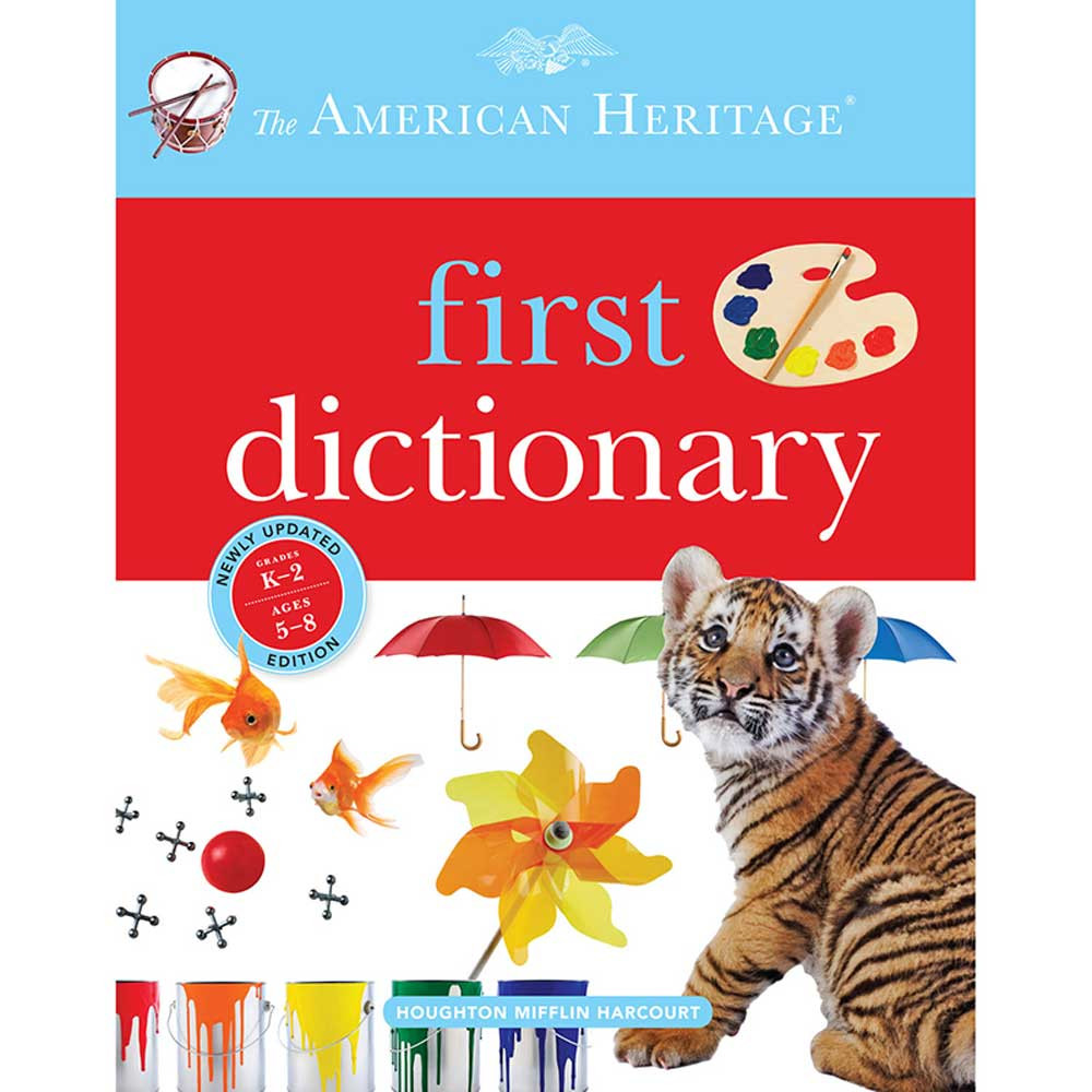 AH-9780547659565 - American Heritage First Dictionary in Reference Books