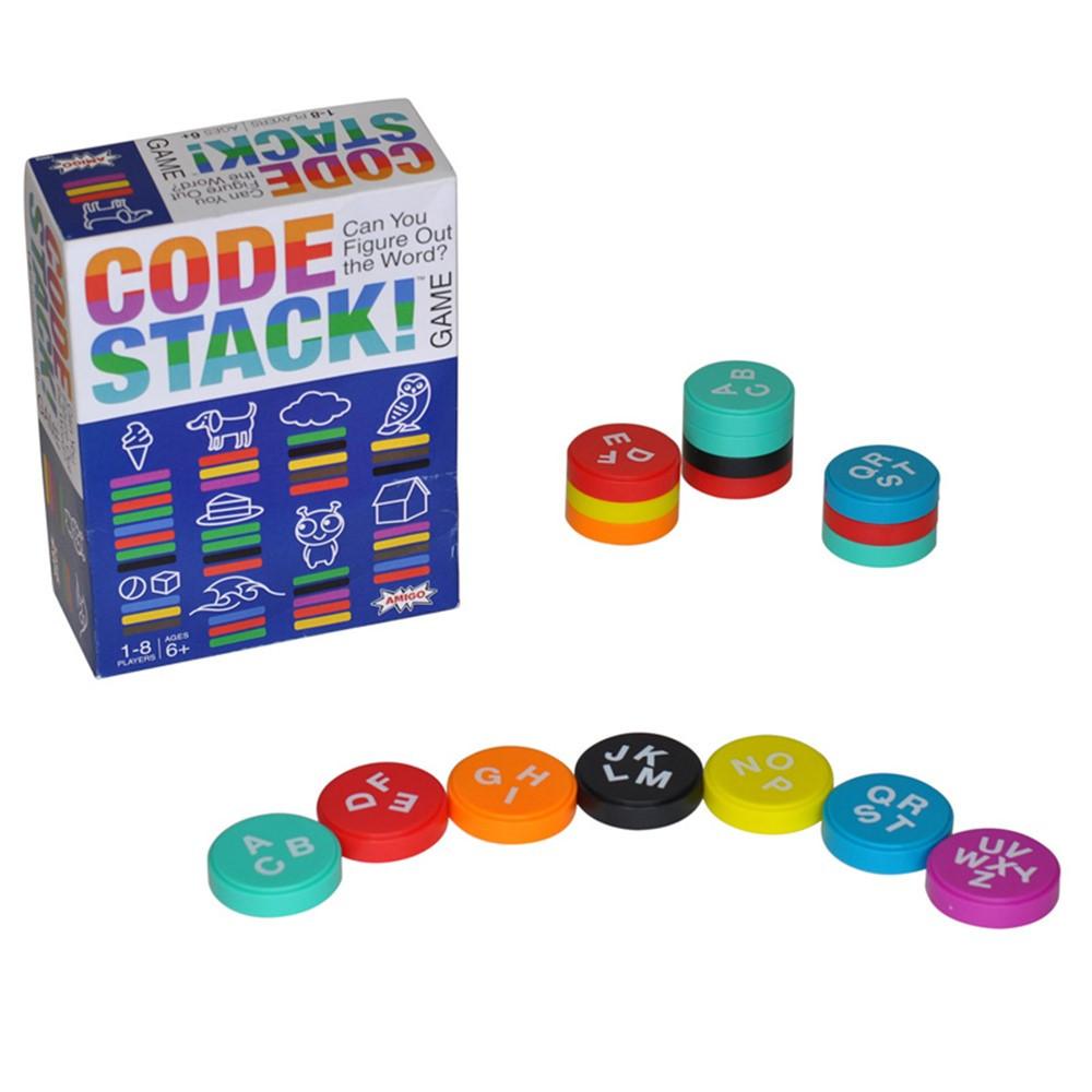 Code Stack! - AMG19008 | Amigo Games Inc | Games
