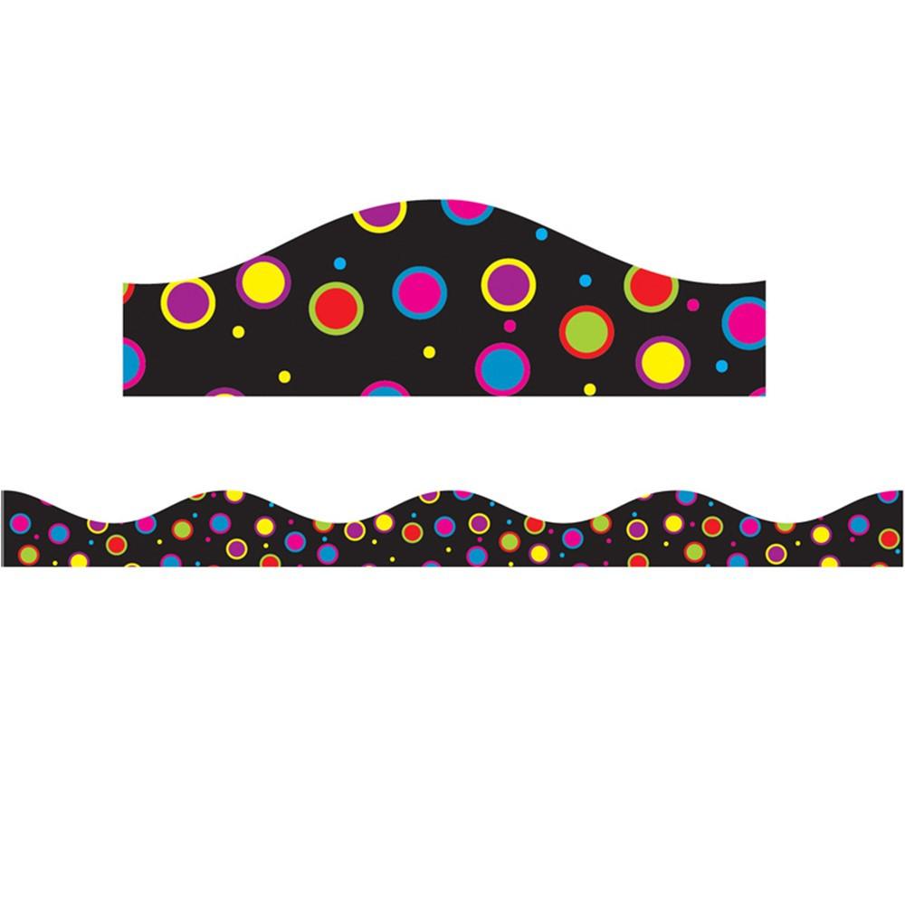ASH10182 - Magnetic Border Color Dots in Border/trimmer