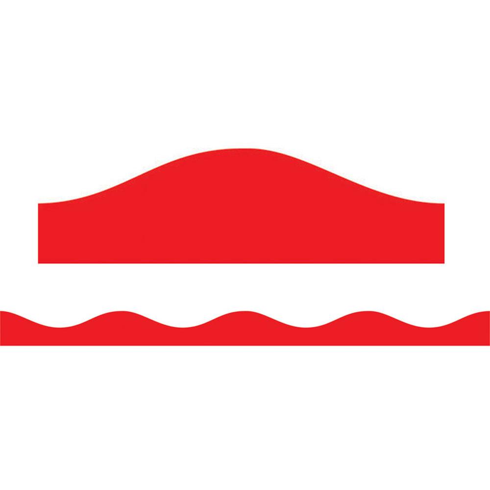 ASH11113 - Big Magnetic Border Red in Border/trimmer