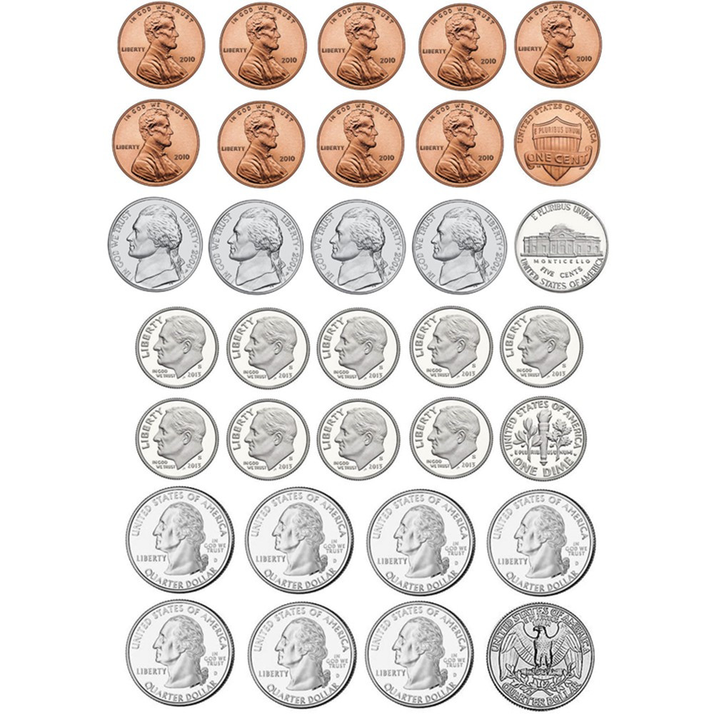 Intrepid image with printable coins