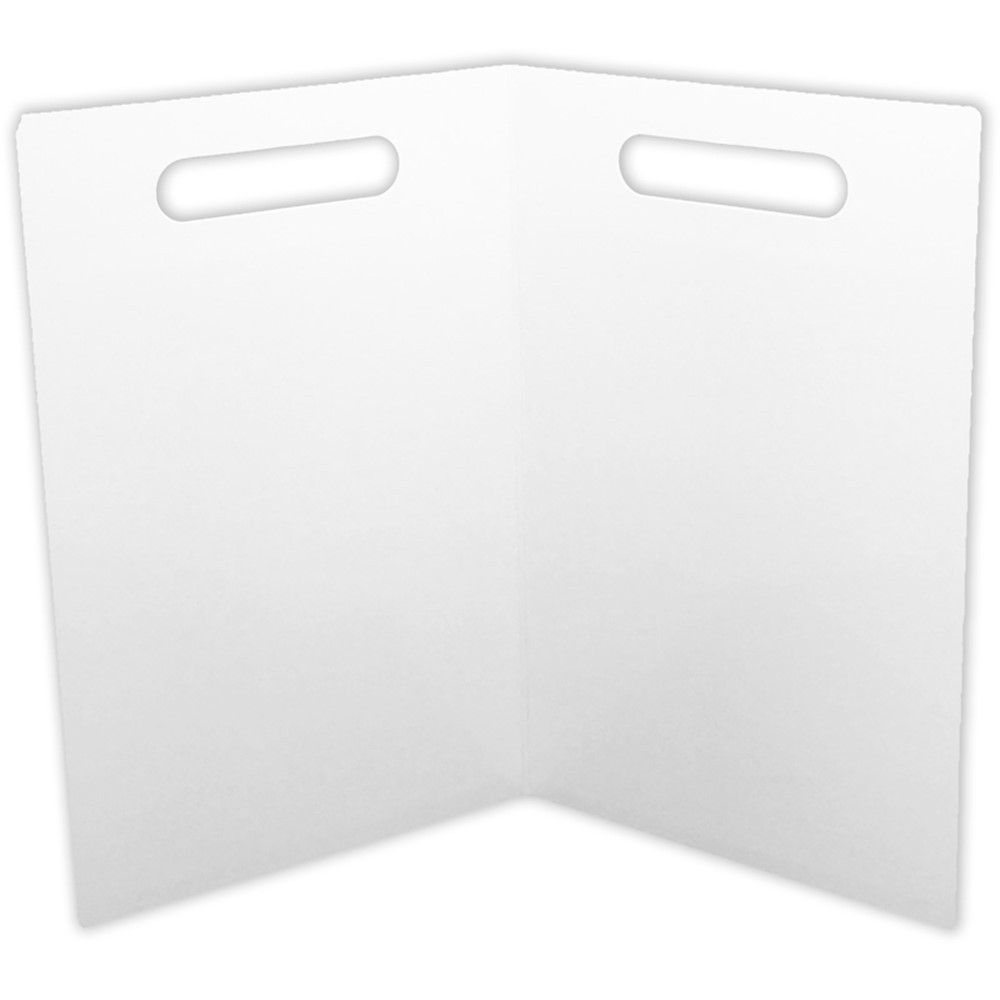 ASH60000 - Folding Magnetic Center White in Magnetic Boards