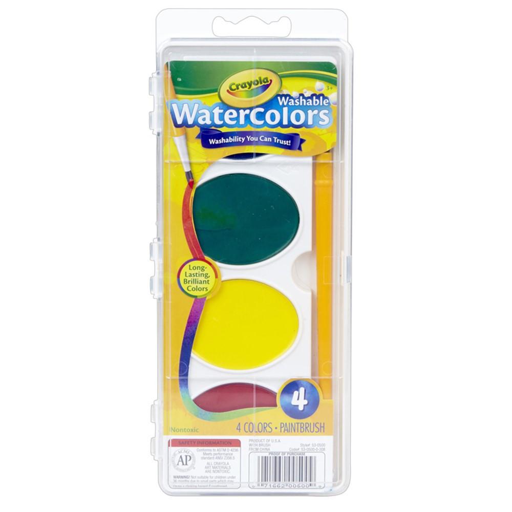 BIN500 - So Big Washable Watercolors in Paint