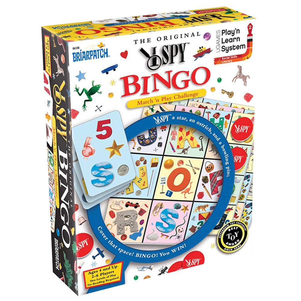 BRP06108 - I Spy Bingo in Bingo