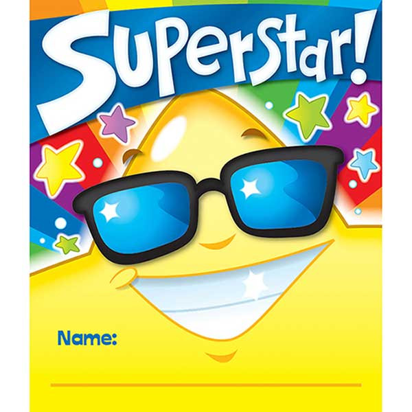 CD-101029 - Superstar Coupons 24Pk in Tickets