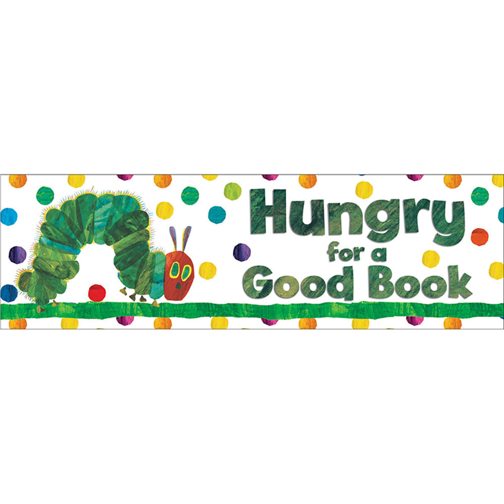 CD-103021 - The Very Hungry Caterpillar Bookmarks 30Pk in Bookmarks