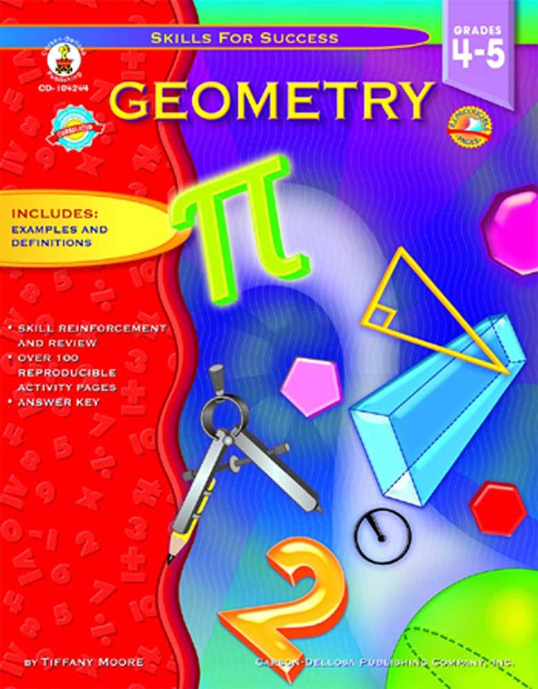 CD-104244 - Geometry Gr 4-5 in Geometry