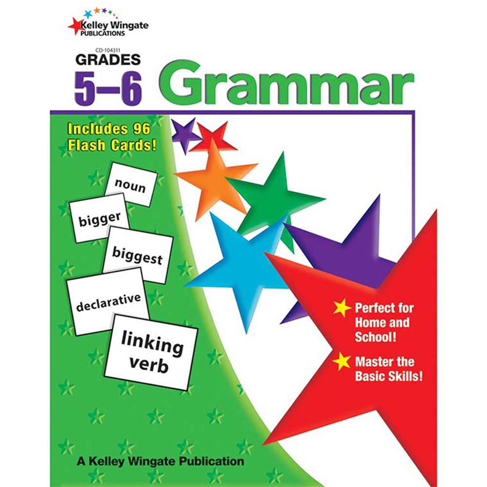 CD-104311 - Grammar Gr 5-6 in Grammar Skills