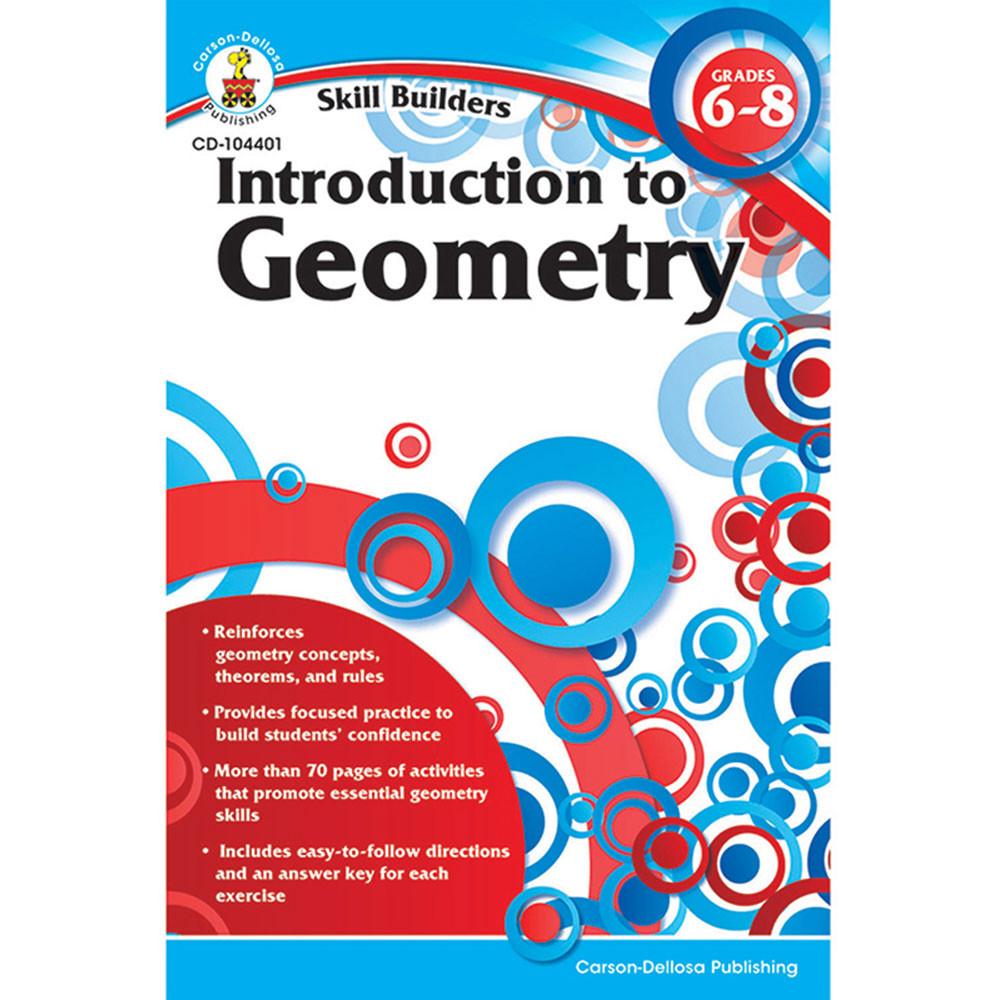 CD-104401 - Skill Builders Geometry in Geometry