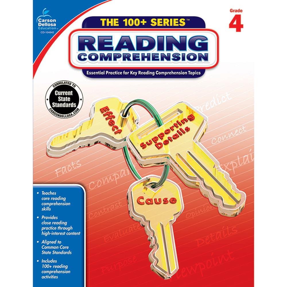 CD-104842 - Reading Comprehension Gr 4 in Comprehension