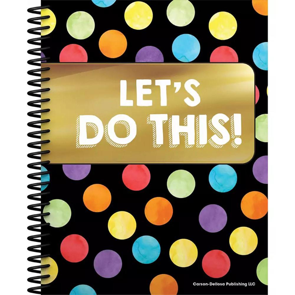 CD-105000 - Celebrate Learning Teacher Planner in Plan & Record Books