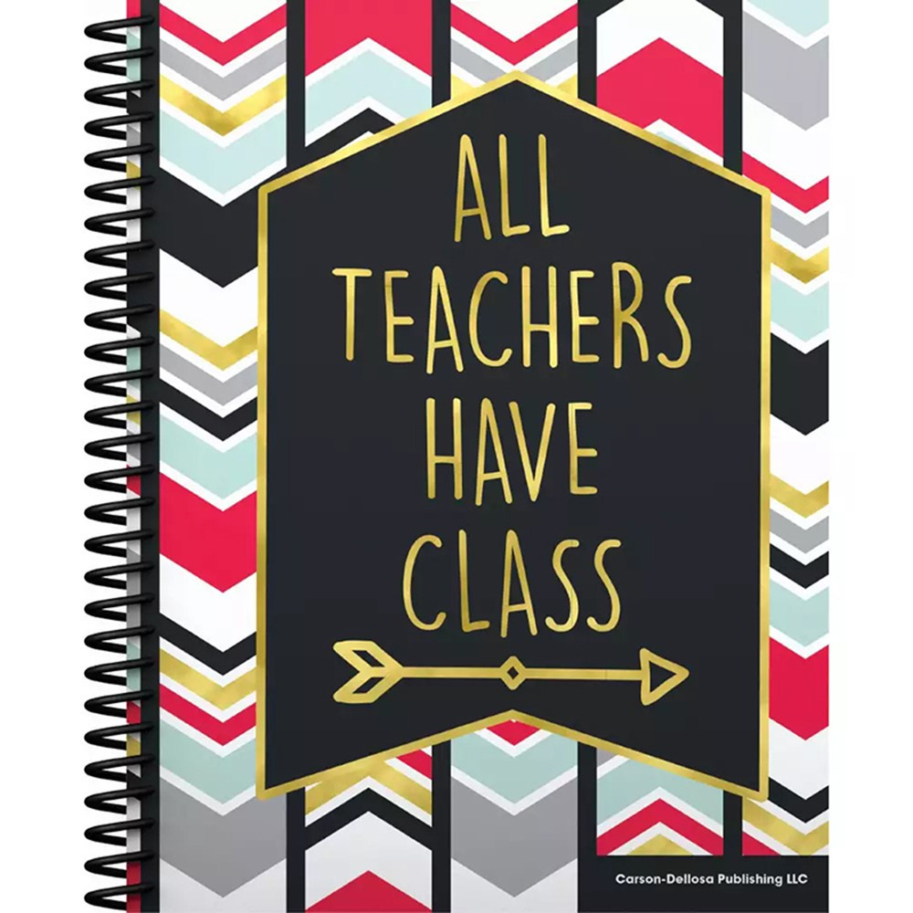 CD-105001 - Aim High Teacher Planner in Plan & Record Books